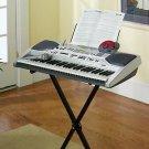 Casio Lk-90 61 Note Keyboard Full Size W/karaoke Function