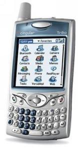 Treo 650 Pda Gsm Cell Phone Oem (unlocked)
