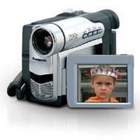 Panasonic Pv-dv103 Palmcorder Multicam Minidv Camcorder