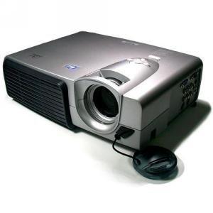 Hp Vp6110 Dlp Projector (800x600, 1500 Lumens, 2000:1)