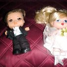 TM 2004 Dolls PROM DATE Boy and Girl
