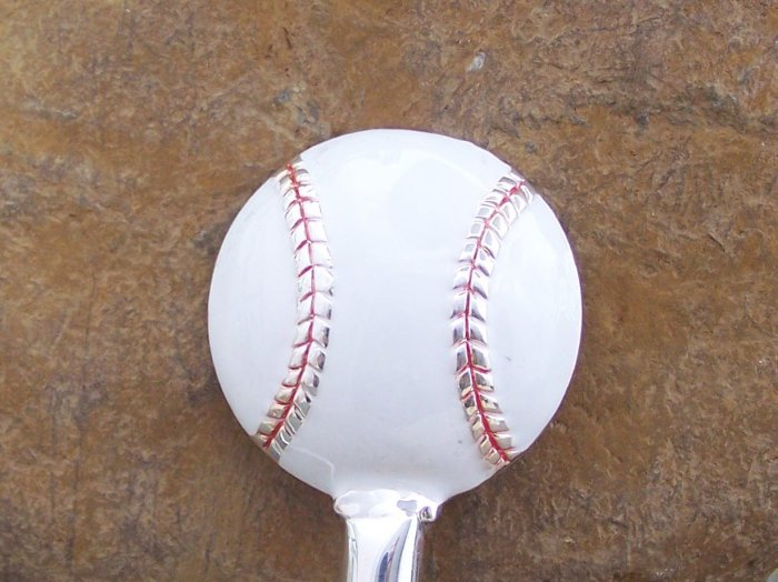 BASEBALL PURSE N' HOOK HANGER HANDBAG BAG HOLDER w/ POUCH