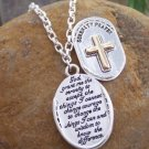 RELIGIOUS SERENITY PRAYER ALCOHOLICS ANONYMOUS AA SET