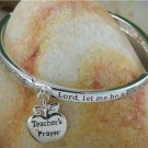 NEW RELIGIOUS TEACHERS PRAYER GUIDE ME LORD BRACELET