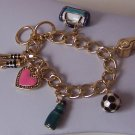 Heart Love Girls Stuff Charm Sports Bracelet