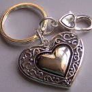 Heart Love Valentines Day Keychain Key Chain Charm