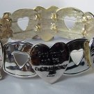 God Could Not Be Everywhere So He Made Mothers Heart Love Valentines Day Charm Bracelet