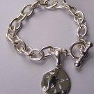 Sea Horse Starfish Charm Bracelet
