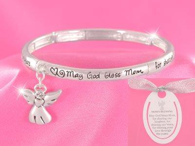 Religious Mom Mother Blessings Bracelet