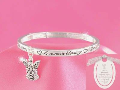 Religious Nurse Nurses Blessings Bracelet