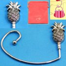 Pineapple Purse Handbag Caddy Holder Hanger