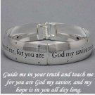 Religious Guide Me in Your Truth Bracelet