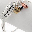 Daughter Travel Safely Bracelet