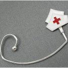 RN Registered Nurse Nurses Hat Handbag Purse Hook Caddy Holder