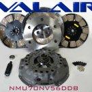 NMU70NV56DDB Valair Dual disk clutch ceramic buttons