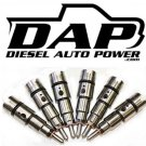 Dodge Diesel Cummins Combo 98-02 150HP Injectors & Phat Shaft 62 Turbo, Downpipe