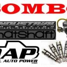 Dodge Cummins Diesel Combo 98-02 125HP Injectors, Phat Shaft 62 Turbo, Downpipe