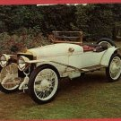 1912 HISPANO-SUIZA ALFONSO CAR HELM LUCKEY OH POSTCARD