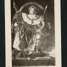 MUSEUM L'ARMEE PARIS INGRES NAPOLEON 1st SACRE POSTCARD
