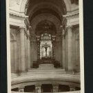 MUSEUM L'ARMEE PARIS INTERIOR OF DOME  POSTCARD