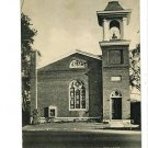 VERGENNES VERMONT VT  METHODIST CHURCH POSTCARD