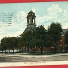 BUCYRUS OHIO COURT HOUSE 1908 POSTCARD