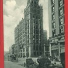 TOLEDO OH OHIO THE NASBY BUILDING MILNER  POSTCARD