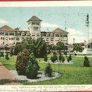 JACKSONVILLE FLORIDA WINDSOR HOTEL DETROIT PUB POSTCARD
