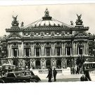 PARIS FRANCE RPPC 1957  MERVEILLES THEATRE OPERA - GUY