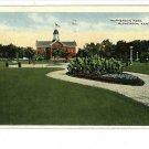 McPHERSON PARK KANSAS 1916 VINTAGE POSTCARD