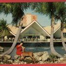 BUSCH GARDENS HOSPITALITY HOUSE TAMPA BREWERY POSTCARD