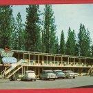 STATELINE CA CALIFORNIA ROYAL MOTEL 1963   POSTCARD