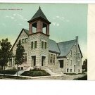 MASSILLON OHIO OH U.B. CHURCH VINTAGE POSTCARD