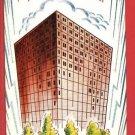 WASHINGTON DC AMBASSADOR HOTEL POSTCARD