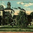 JACKSON MICHIGAN STATE PRISON JAIL PEN  1912  POSTCARD