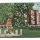 FOSTORIA OHIO OH HIGH SCHOOL  POSTCARD