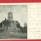 CLINTON MO MISSOURI COURT HOUSE 1907 POSTCARD
