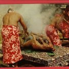LUAU PIG  HI HAWAII HOG ROAST  POSTCARD