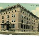 RICHMOND INDIANA IN Y.M.C.A. BUILDING 1910 POSTCARD
