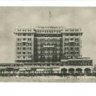 ATLANTIC CITY NEW JERSEY HOTEL CHALFONTE 1937 POSTCARD