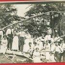 RPPC BELFORT OHIO OH VERNIER FARM  MEN WOMEN TREE