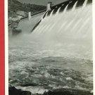 RPPC GRAND COULEE DAM WASHINGTON WA COLUMBIA 1947