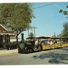 KEY WEST FL FLORIDA DEPOT CONCH TOUR TRAIN  POSTCARD
