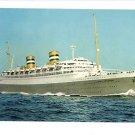 SS NIEUW AMSTERDAM SHIP HOLLAND AMERICA LINE VINTAGE