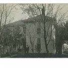 RPPC HEPBURN OHIO OH KENTON FJ LAUBIS WIFE HOUSE BURNED