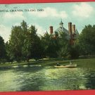 TOLEDO OHIO OH STATE HOSPITAL GROUNDS 1909 POSTCARD