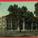 GALESBURG ILLINOIS IL  HIGH SCHOOL  POSTCARD