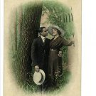 "AKRON OH ""I LOVE THEE STILL"" 1918 POSTCARD BAMFORTH"