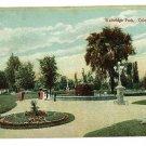 TOLEDO OHIO WALBRIDGE PARK  POSTCARD