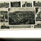 RPPC Stuttgart Germany 1939 Reichs-Gartenschau Postmark